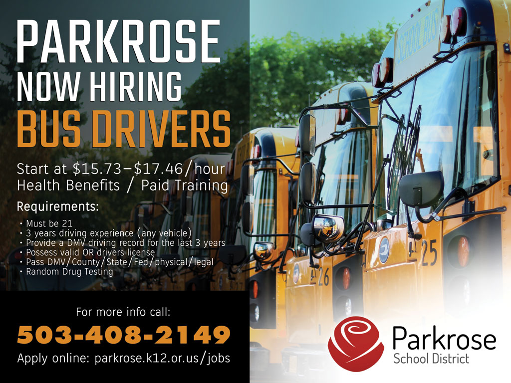 Parkrose School District - Available Positions