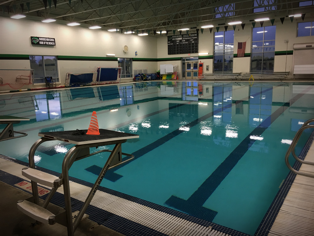 Indoor School Swimming Pool parkrose school district - pool